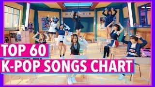 Video [TOP 60] K-POP SONGS CHART • MAY 2017 (WEEK 3) download MP3, 3GP, MP4, WEBM, AVI, FLV Mei 2017