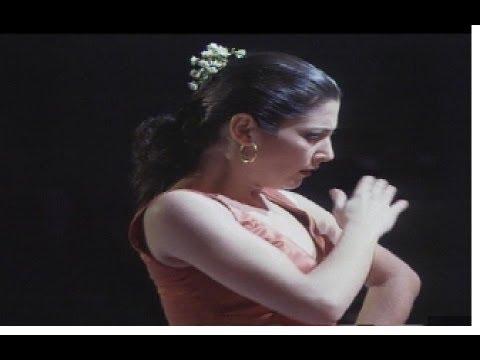 Sara Baras Por Alegrías En La Gala Del Día De Andalucía   Flamenco En Canal Sur