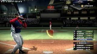 The Bigs 2 (American League vs. National League) Xbox 360 Gameplay