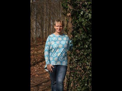 Fledermausshirt von Tante Ema nähen – 10% Rabatt