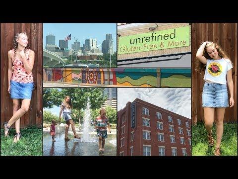 Finding Vegan Food and Fun in Dallas! | Regretting Chipotle!
