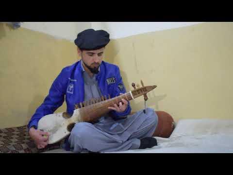 Sur pazwan Ma Yadawa pushto song by burhan khan