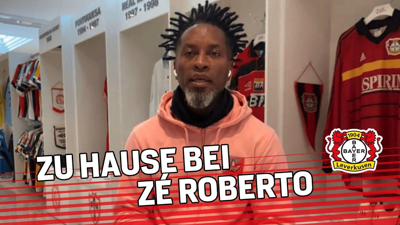 Zu Hause bei Zé Roberto | Die Werkself-Legende zeigt sein privates Museum | Bayer 04 Leverkusen