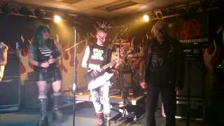 Dead Like Zombies & Charlie Harper - C.i.d.  (grimsby Yardbirds - 15th November 2013)
