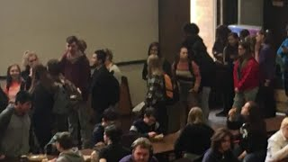 School lunch fight: Too little time