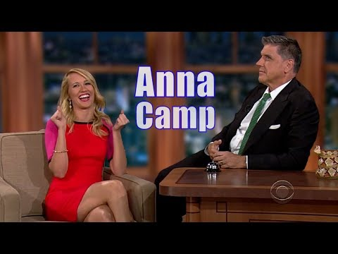 Anna Camp  Likes Big, Giant Hair  Only Appearance