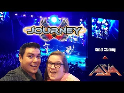 Journey ft. ASIA - LIVE in Concert @ Smart Financial Centre | Sugar Land - Houston TX