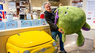"""""""FICO Eataly World"""": The Largest Food Park in the World, Bologna, Italy"""