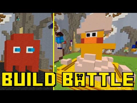 [EL] PULCINI E GATTI OSCENI! | Build Battle (Mini-Game MineCraft)
