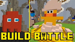 [EL] PULCINI E GATTI OSCENI! | Build Battle (Mini-Game MineCraft)