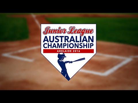 DAY 5: 2016 Junior League Australian Championship