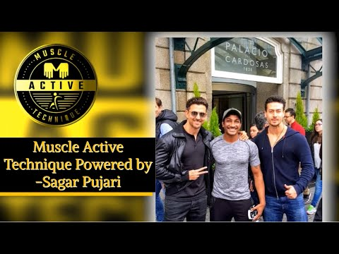 Sports Physical Therapist   Muscle Active Technique   Tiger Shroff