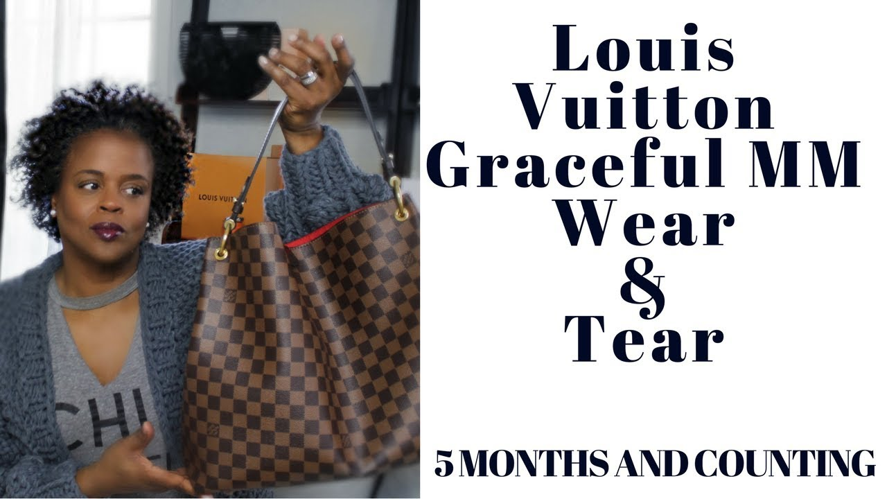 646ad6f4e1bb Louis Vuitton Graceful MM Review