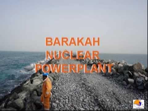 CORELOC(tm) CLAS BARAKAH NUCLEAR POWER PLANT