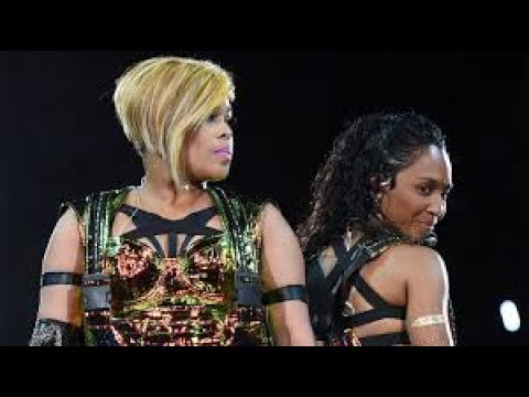 I LOVE THE 90's TOUR - the party continues; TLC and more