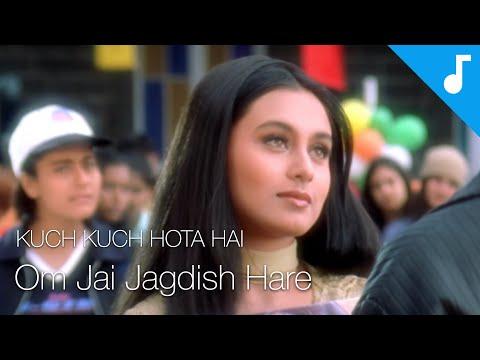 Kuch Kuch Hota Hai (Und Ganz Plötzlich Ist Es Liebe) ┇ Om Jai Jagdish Hare • Deutsch ᴴᴰ