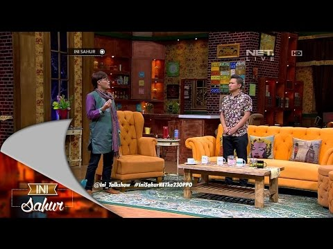 Ini Sahur 10 Juli 2015 Part 1/7 - Sheila On 7, Jessica Mila, Temmy, Aubry Beer
