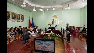 Подписание соглашения об открытии филиала кафедры ЮНЕСКО в ГрГУ имени Янки Купалы