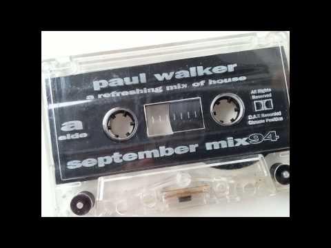 Paul Walker 1994 mix side A