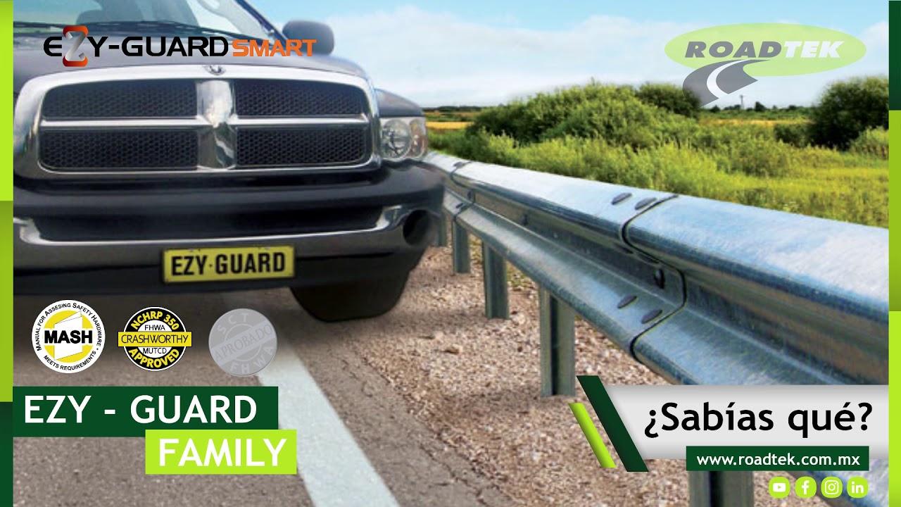 ¿Sabias que Roadtek, es el fabricante de las barreras metálicas más seguras en México?