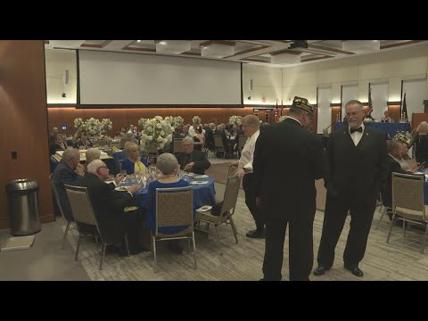 American Legion Post 1 Hosts 100th Anniversary Gala
