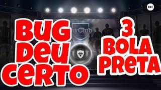 TIREI 3 BOLA PRETA + BUG DA BOLA PRETA - PES 2018 MOBILE