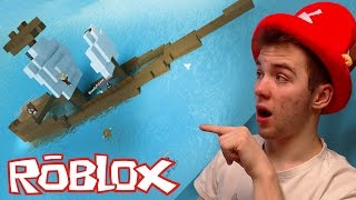 EPIC SHIP FIGHTS! TEAM UP TO BATTLE! | Whatever-Floats-Your-Boat | ROBLOX #87