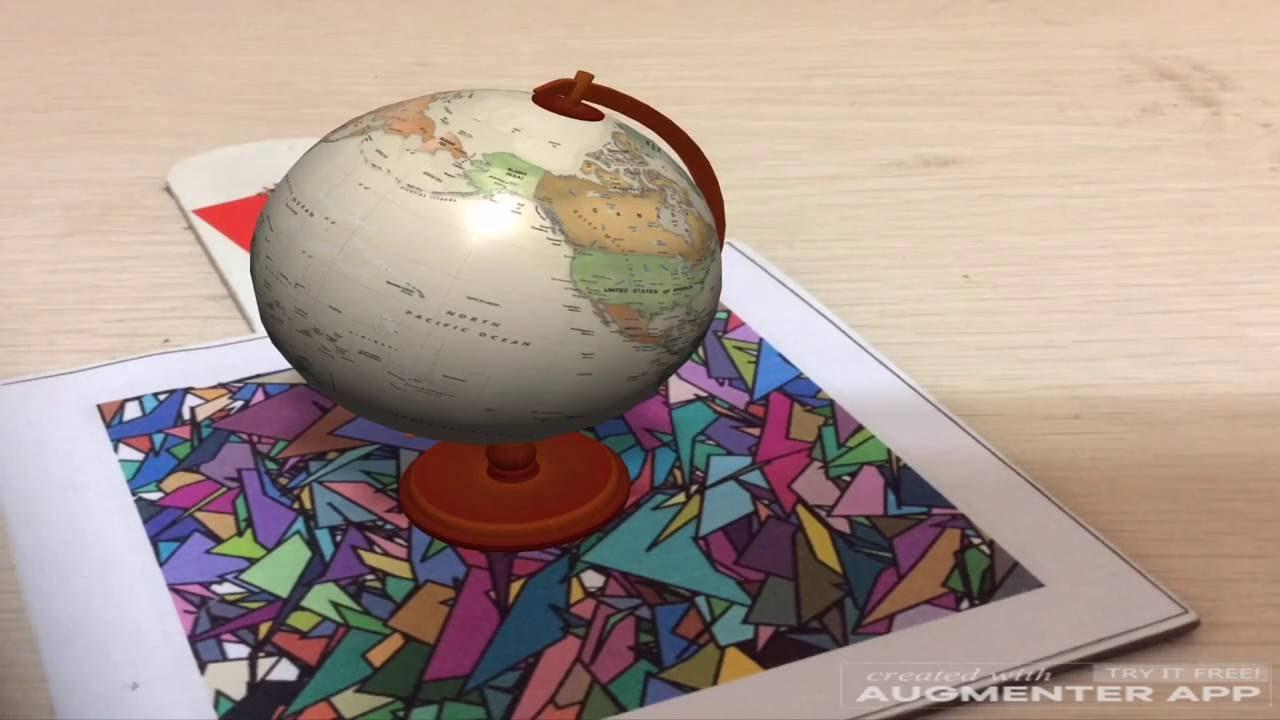 Earth globe model youtube earth globe model gumiabroncs Gallery