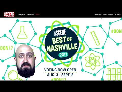"Click The Link to Vote ""Rocky McElhaney"" Best Attorney in Nashville for 2017"