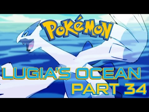 Let's Play Pokemon Lugia's Ocean #34 ¦ Worst Vacation Ever
