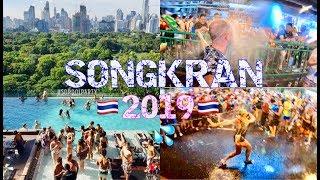 Songkran 2019 - Silom Road + SO SOFITEL POOL PARTY