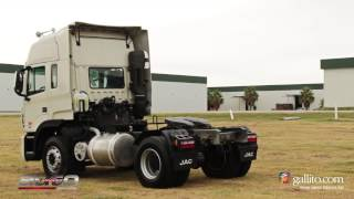 JAC 336 GALLOP Test Drive
