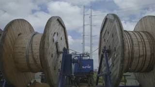 Nieuwe hoogspanningsverbinding Eemshaven - Vierverlaten 380 kV