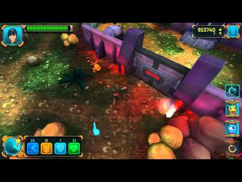 SLUGTERRA: DARK WATERS (new Level 5_1)