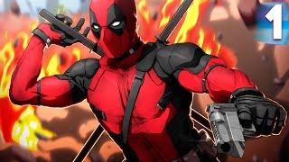 Deadpool Прохождение на русском Дом, милый дом Часть 1 Xbox360, PS3, PC