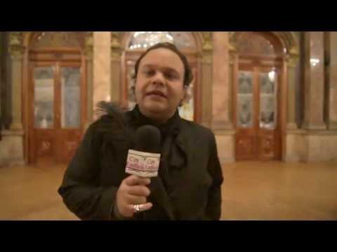 """CITY FASHION TV México entrevista  Enrique Solano desfile """"9 Musas"""" Casino Español D.F."""
