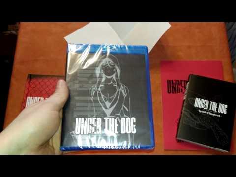 Unboxing Under The Dog Kickstarter Rewards [ deutsch - german ]