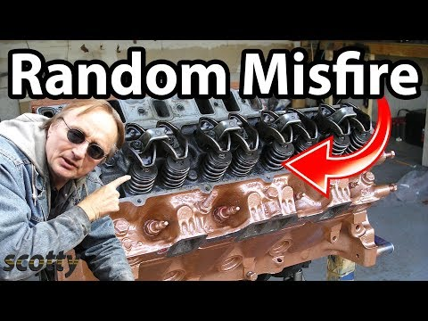 How to Fix a Random Engine Misfire in Your Car (Code P0300)