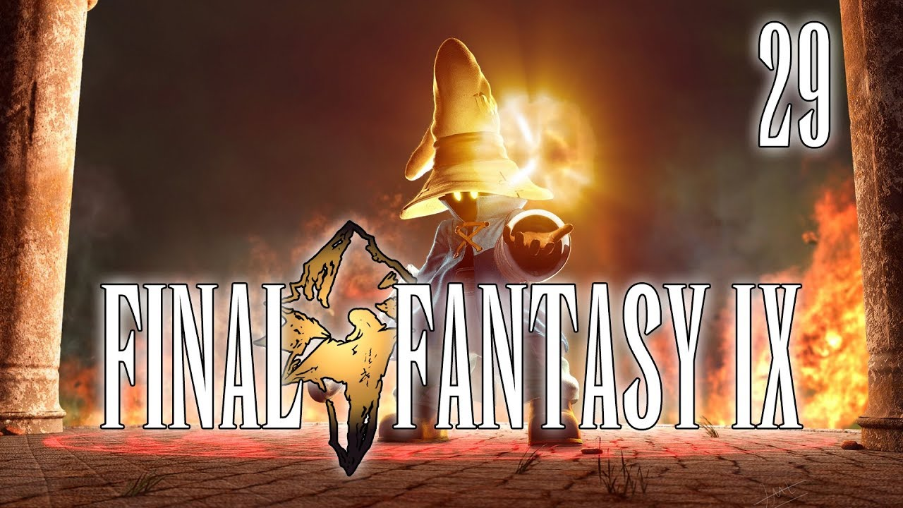 Lets Play Final Fantasy 9