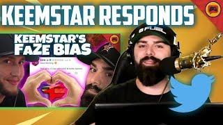 Keemstar Responds to Me About FaZe Clan