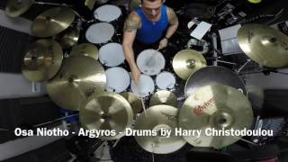 Osa Niotho - Argyros - Harry on Drums