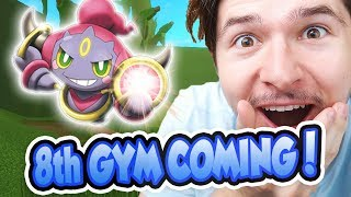 TRAINING FOR THE 8th GYM UPDATE COMING SOON!! - Roblox - Pokemon Brick Bronze