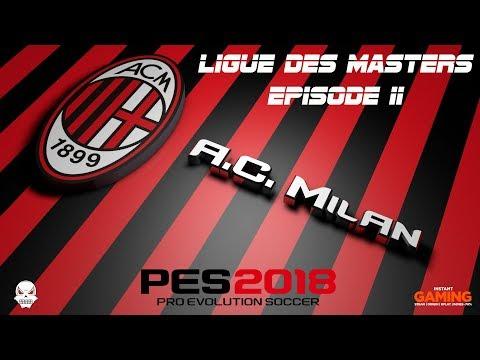 [PES2018 PS4]Master League Milan AC Episode 11