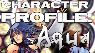 Kingdom Hearts Character Profile: AQUA (Pre-Kingdom Hearts 3)