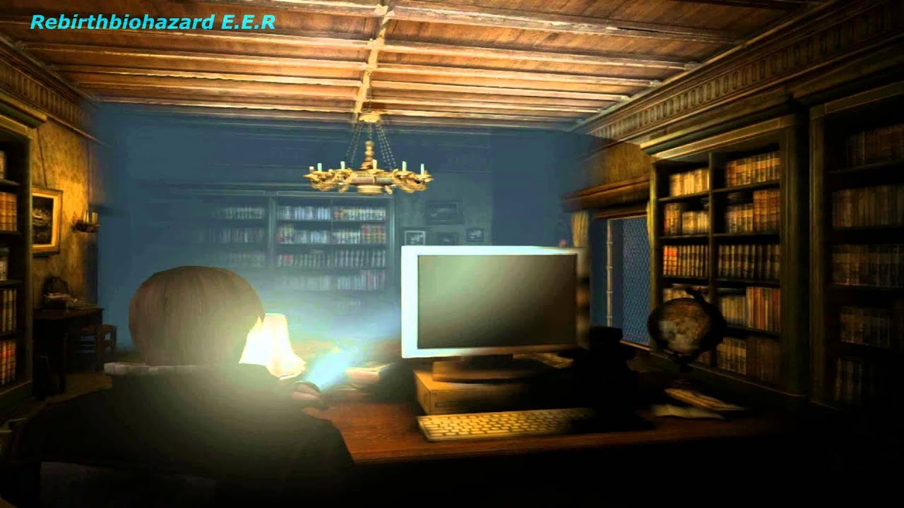 playing Resident Evil 3 5 udk'demo'+ Download