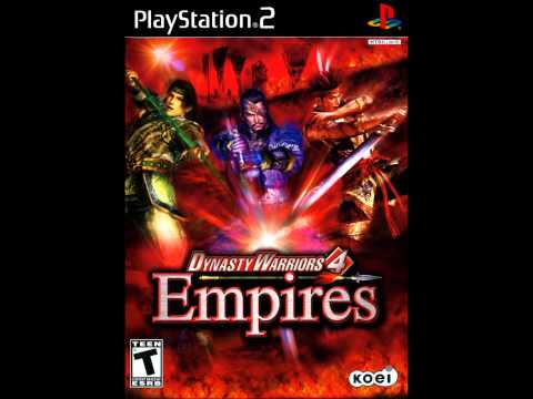 Dynasty Warriors 4 Empires OST - Here Goes!