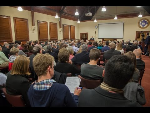 Full Speech: Elder Cook Speaks on Religious Freedom at Australia Law School