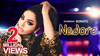 New Music Shabnam Surayo  -  Nadore 2019