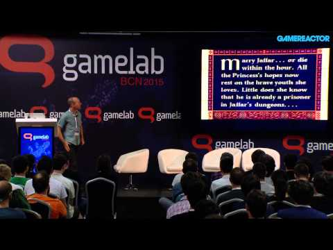 Jordan Mechner: The Shadow and the Flame: Facing our Dark Side in Video Games and in Life