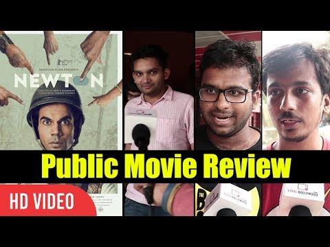 Newton Movie Public Review | Rajkummar Rao, Pankaj Tripathi | Amit V Masurkar